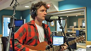 Image for Sam Amidon - In session for Marc Riley