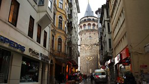 Image for How the Tower of Galata has changed