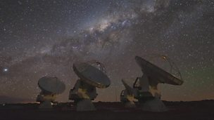 Image for Stargazing in the Atacama Desert