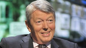 Image for Alan Johnson – UK Home Secretary 2009 – 2010