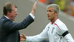 "Image for Beckham retirement: ""It's the right time"" says McClaren"