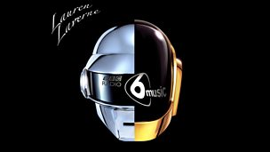 Image for Daft Punk speak to Lauren Laverne