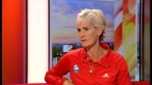 Image for Judy Murray on the importance of active play for children