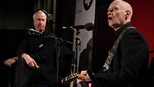 Image for Wilko Johnson soundchecks for Mastertapes