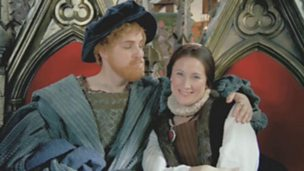 Henry VIII and Anne