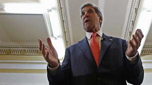 Image for John Kerry, US Secretary of State