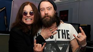 Image for Dan chats to Ozzy Osbourne