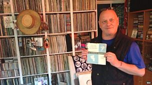 Image for Alex Paterson: 'My pride is my vinyl collection'