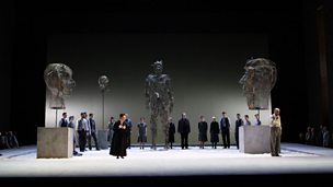 Image for Daniele Abbado on his vision for this production of Nabucco