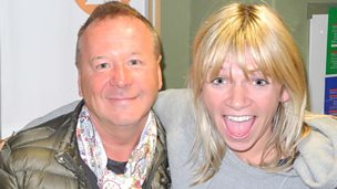 Image for Jim Kerr chats to Zoe Ball