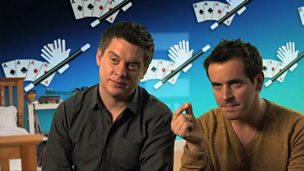 Dick and Dom.