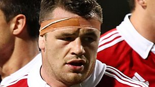 "Image for Cian Healy bite clearing ""vitally important for Lions"""