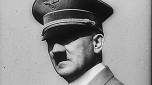 Eyewitness account of a Nazi rally