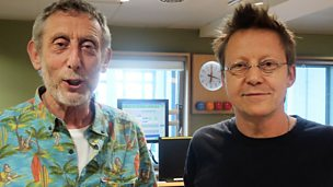 Image for Michael Rosen speaks to Simon Mayo