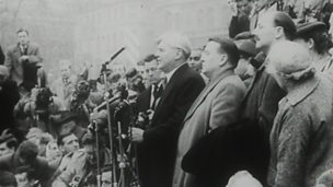Aneurin Bevan and the Suez Crisis 1956