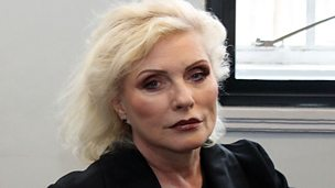 Image for Debbie Harry on motherhood, and going on the road again