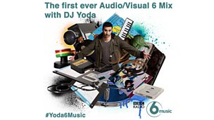 Image for DJ Yoda explains his Audio/Visual 6 Mix