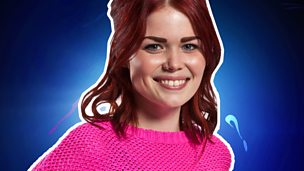 Headshot of Blue Peter - You Decide! hopeful, Lindsey