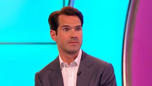 Image for Was Jimmy Carr regularly bottle-fed with coffee?