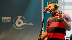 Image for Omar live in session and in conversation with Gilles Peterson