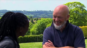 Image for Diane Louise Jordan interviews Michael Eavis