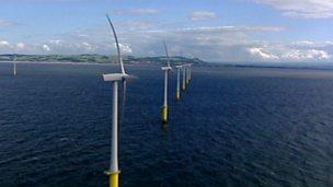 Wind power vs nuclear power
