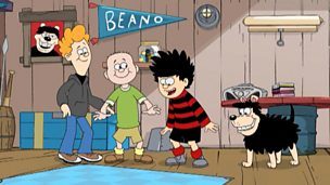 The Street Crew, Dennis and Gnasher