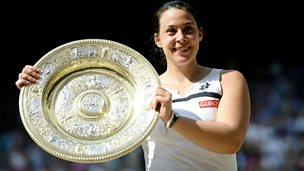 Image for Marion Bartoli: