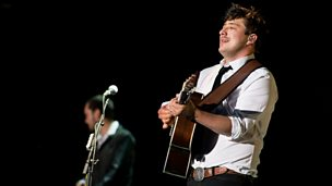 Image for Mumford and Sons - T in the Park highlights