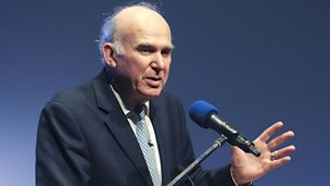 Image for Vince Cable: 'Olympics key to big UK inward investment'