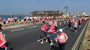 Image for Race for life, Portsmouth