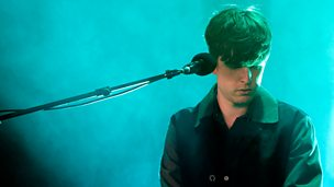 Image for James Blake - Glastonbury highlights