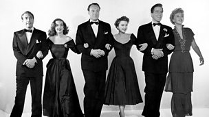 Image for Joseph Mankiewicz on All About Eve