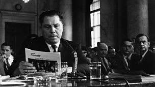 Image for The Disappearance of Jimmy Hoffa