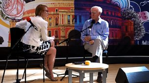 Image for John le Carré in conversation - BBC Proms Plus 2013