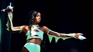 Image for Azealia Banks - Glastonbury highlights