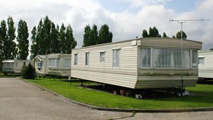 Image for Caravans: Holidays or homes?