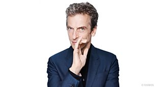 Image for Exclusive Video: Peter Capaldi is the New Doctor!