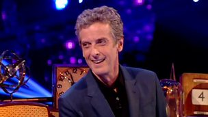 Image for Peter Capaldi is Introduced to the World as the Next Doctor!