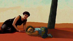 Your Paintings - Paula Rego's 'Sleeping'