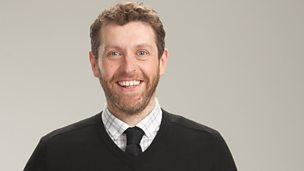Image for Who is Dave Gorman's greatest hero in history?