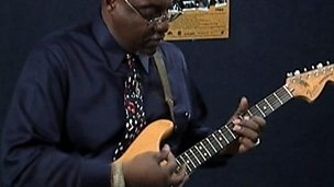 Blues rhythms in contemporary music