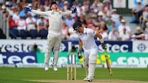 Image for Pint Sized Ashes: 4th Test Day 1 England v Australia