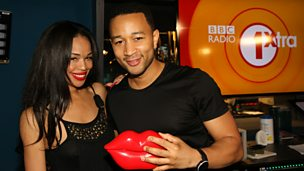 Image for Hottie of The Week - John Legend