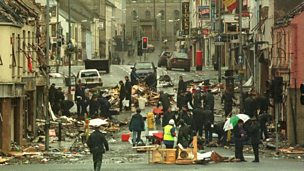 Image for The Omagh Bombing