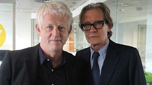 Image for Richard Curtis and Bill Nighy chat to Steve Wright