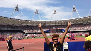 Image for Gemma Cairney gets some Olympic-style inspiration
