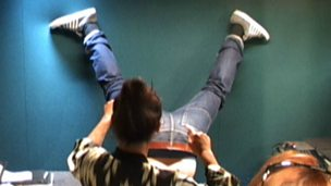 Image for Chris Stark Inverted Twerk FAIL