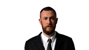 Image for Alex Horne on Shaun's performance 'On the Fringe'