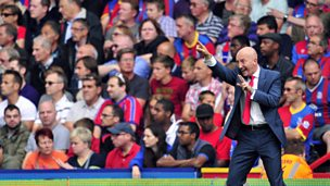 "Image for Crystal Palace fan: ""To say sack Holloway is bordering on insanity"""